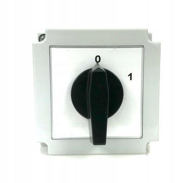 CAM Konektor 0-1 3P 25A V 4G25-10-PK Bývanie