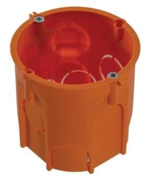 FLUSH BOX ORANGE DEEP BOX, SCR 110 KS