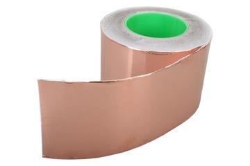 Samolepiace medené pásky, šírka 65 mm