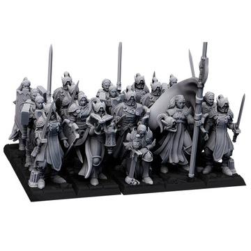 Bojovníci dámskej jednotky - Miniatúry