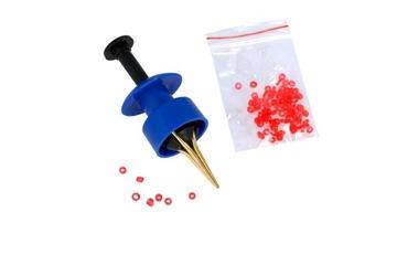 Erasers pre gumy + latexové gumené pásy fl