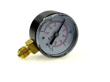 Wakomometer suchý manometer od -1 do + 1,5 bar 1/8 ''