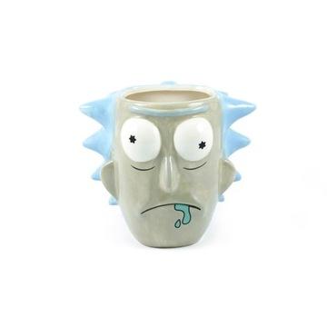Rick I / a Morty Rick Sanchez - 3D hrnček na pitie