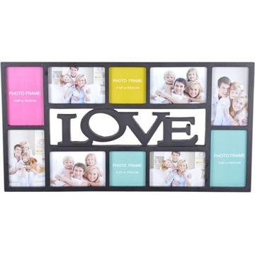 Foto rámček s láskou amo valentína