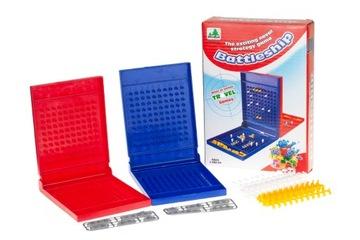 Hra s loďami Naval Battle Puzzle Pocket