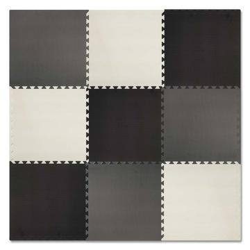 Veľká pena Puzzle Mata 180x180cm 9ks def