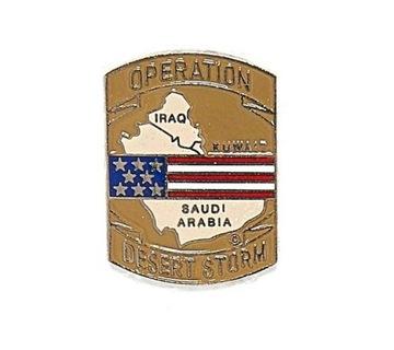 Memorial Badge Prevádzka Desert Storm US Army