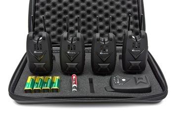 4 + 1 Crystal VIP signalizačné zariadenia - Anti-AFT