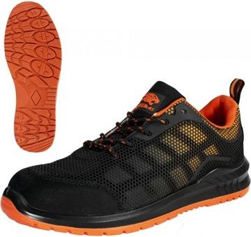 Pracovné topánky. Vzdušné topánky so vzduchom