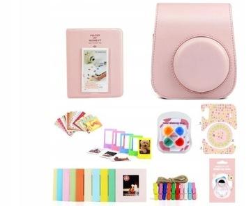 Sada 8in1 rámcový prípad album Fuji Instax Mini 11