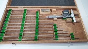 Hĺbkový mikrometer ELICTUOTUOYO 0-300mm