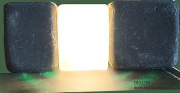 Svietiaca dlažba Led Nostalit 9x12 RGBW BZ