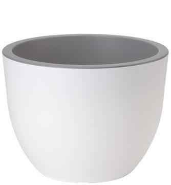 Dvojfarebný hrniec Muna 30 Okrúhly hrniec, priemer: 30 cm