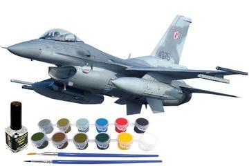 Model F-16 English Hawk pre lepenie + lepidlo