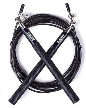 Oceľové preskočenie lana CrossFit kábel. Nastavenie ložísk