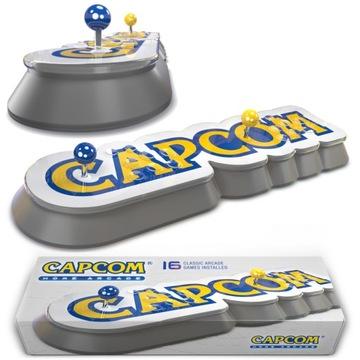 Retro Capcom Home Arcade Console 1-2 Hráči nové