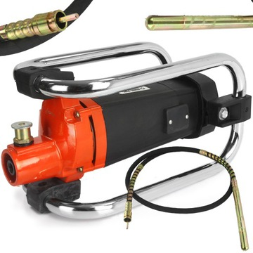 Vibrátor Compactor + BUMA 3M