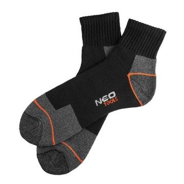 Krátke pracovné ponožky pre prácu. 39-42 neo. Zdravie