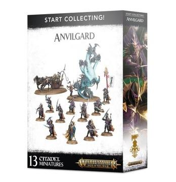 Začnite zbierku! ANVILGARD - STARTER KIT