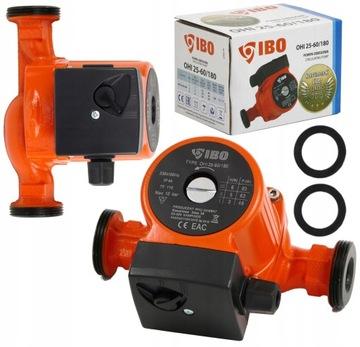 Cirkulačné čerpadlo IBO RH 25-60 180 Cirkulácia CO