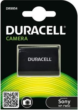 Batéria DuraCell batérie Sony Sony NP-FW50