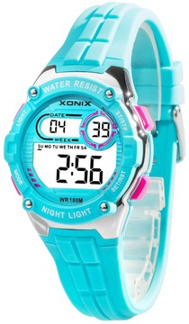 Dievčatá XONIX Elektronické hodinky PRE DARČEK