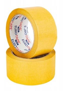 Obojstranná páska 50mm x 25m silná, trvanlivá