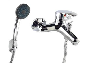 BATHTUB BATTERY nástenná sprchová batéria pre vaňu