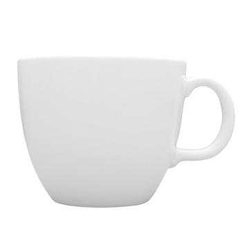 Veľký biely hrnček 1l JUMBO porcelán 1600 LIKE