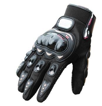 Motocyklové rukavice Pro Biker Touch Ručí