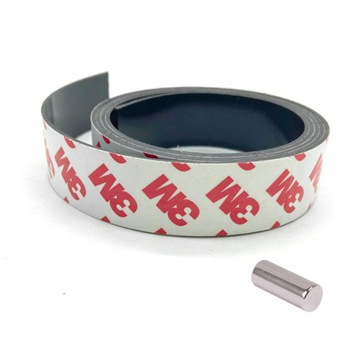 Magnetická páska 3M samolepiace 20 mm / 1,5 mm / 1m