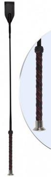 Skákanie bat, york duo, čierna 65 cm hs
