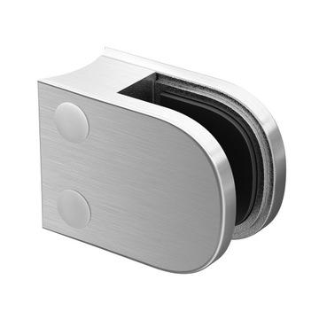 Držiak pre Plexiglass Mod. 20 pre 42,4 mm AISI 304 SKLIF