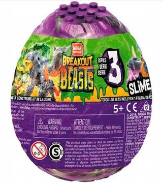 Mattel BREAKOUT BEASTS Slim egg GCK31