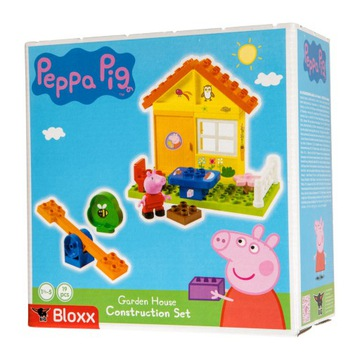 Peppa Peppa Garden Big Big Bloxx
