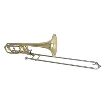 Bach Bass Tombone v BB / F / GB / D Stroke TB504