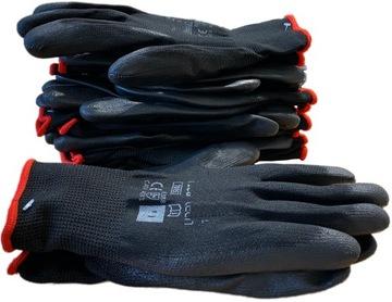 Rukavice Polyuretán Pracovné rukavice PU 10PAR