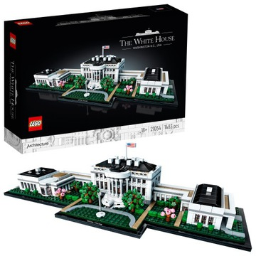 Lego Architecture of the White House 21054