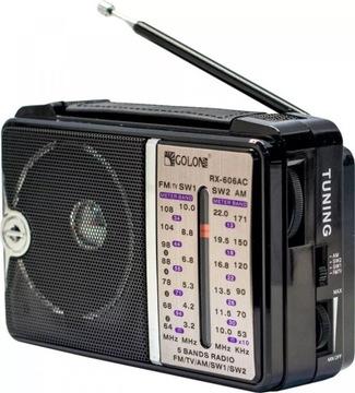 Rádio Prenosná sieť R20 FM AM SW Kuchyňa
