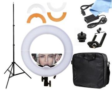 Ring 60W LED make-up make-up stmievač
