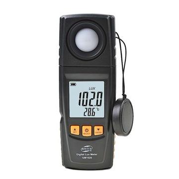 Luxometer svetelný merač