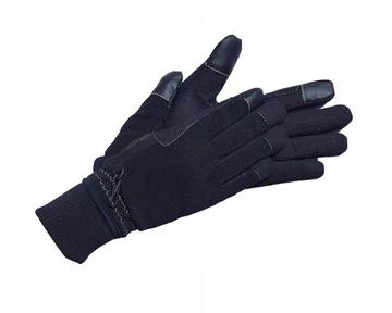 RiderStrend 10078656 Zimné jazdecké rukavice, XL