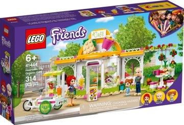 Lego Friends 41444 Ekologická kaviareň v Heartle