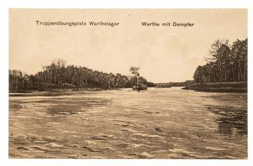 Biedrisko Warta Ship 1917