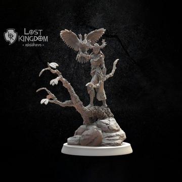 Lesná opatrovník - stratené kráľovstvo - 3D tlač
