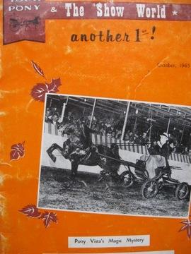 Jazda na koni Mansion Pony Show Svet 1965