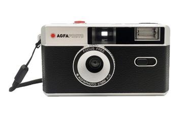 AGFA Multi-použitie Analógový fotoaparát na 35 mm 135 film