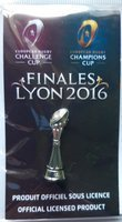 Badge Trophy Cup of Europe Champions Rugby Lyon