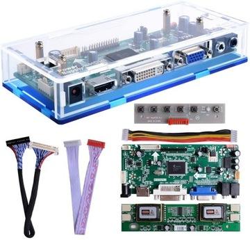 Freubicc NT68676 HDMI VGA DVI doska pre Arcade1UP