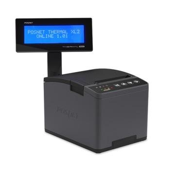 Fiškálna tlačiareň POSET THERMAL XL2 ONLINE zadarmo